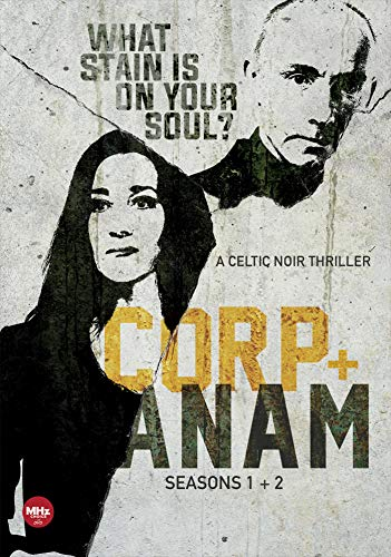 Corp + Anam: Seasons 1 & 2 (3 Dvd) [Edizione: Stati Uniti]