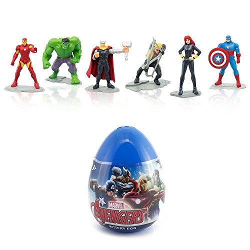 Disney DETPF28030 Avengers Mystery Eggs (VE)