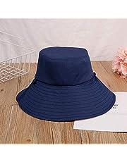 Zomer Vrouw Anti-Uv Panama Zomer Zon Cap Voor Beide zijden Caps Katoen Strand Hoeden Voor Vrouwen Hoed Vrouwelijke Dame Emmer hoed
