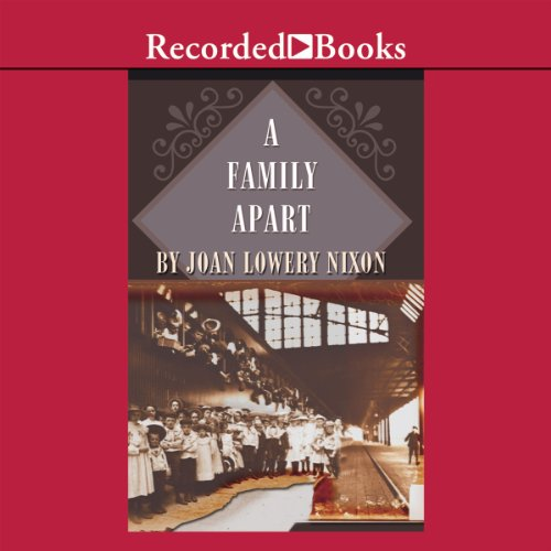 A Family Apart audiobook cover art