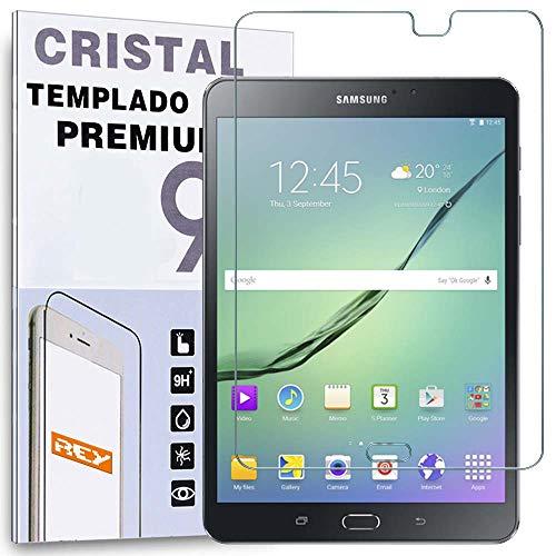 REY Protector de Pantalla para Samsung Galaxy Tab S2 8