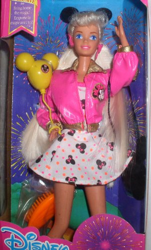 Disney Fun Barbie 2nd Edition 1994