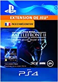 Star Wars Battlefront II - Deluxe Upgrade DLC | Code Jeu PS4 - Compte français
