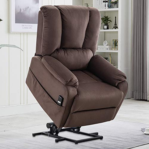 CANMOV Power Lift Recliner Chair for Elderly- Heavy Duty and...