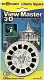 ViewMaster - Walt Disney World - Liberty Square - Haunted Mansion 3 reels