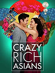 Crazy Rich Asians by Kevin Kwan movie