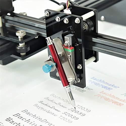 InLoveArts robot de dibujo de metal Escritor Plotter XY Kit de robot de escritura a mano Robot de dibujo de dibujo automático Pluma de trazo Humanoid Escritura a mano ...