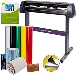 "34"" Vinyl Cutter Value Kit w/VinylMaster (Design & Cut) Software+ Supplies Popular Products"