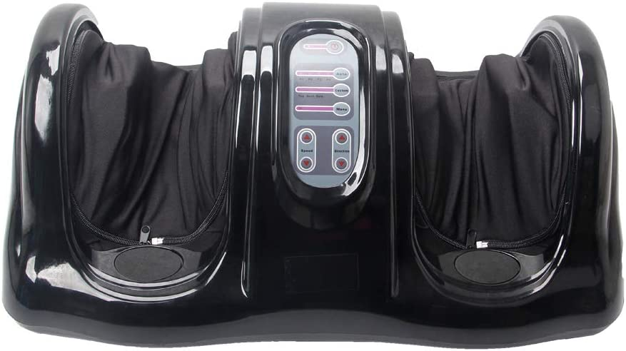 Max 48% OFF Foot Massager Machine Intelligent Limited time trial price Solid 5-Mode Simulation Human