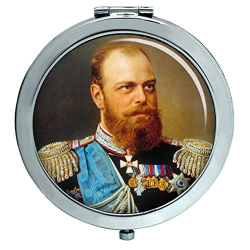 Zar Alexander III Espejo Compacto