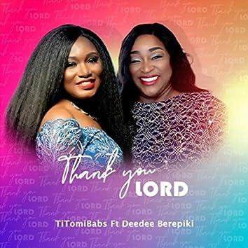 Thank You Lord (feat. Deedee Berepiki)