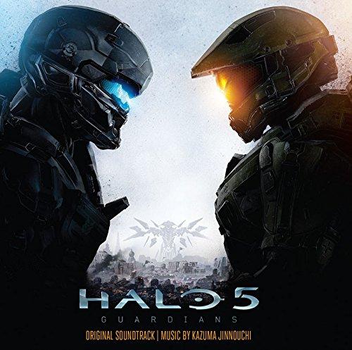 Halo 5: Guardians (Original Soundtrack/2lp+Mp3) [Vinyl LP]