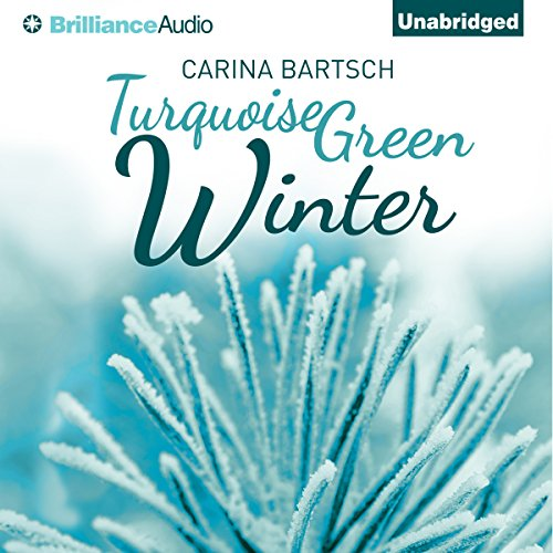 Turquoise Green Winter audiobook cover art