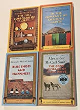 4 Books! Books #5-#8: ~ The Cupboard of Life ~ In the Company of Cheerful Ladies ~ Blue Shoes and Happiness ~ The Good Hus...