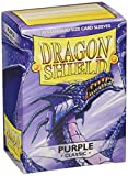 Dragon Shield 10009 Classic Standard Size Sleeves 100pk-Purple