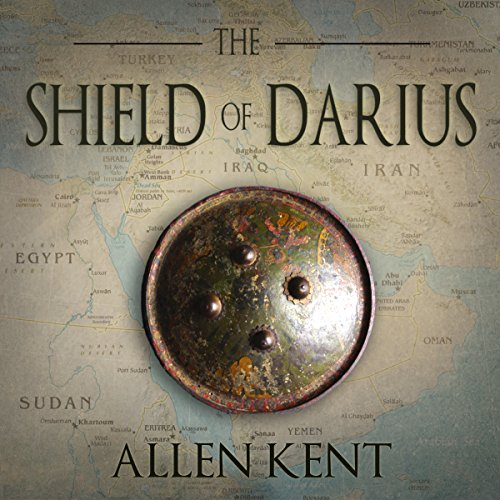 The Shield of Darius audiobook cover art
