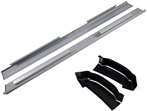 OE Replacement Ford Bronco Driver Side Rocker Panel Partslink Number FO1600103