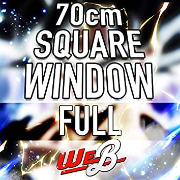 "70cm Square Window (From ""Dragon Ball Super"" FULL Ver.)"