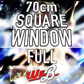 "70cm Square Window (From ""Dragon Ball Super"" FULL Ver.)"