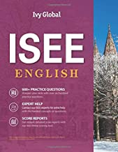 ISEE English: Upper, Middle and Lower Level with Vocabulary