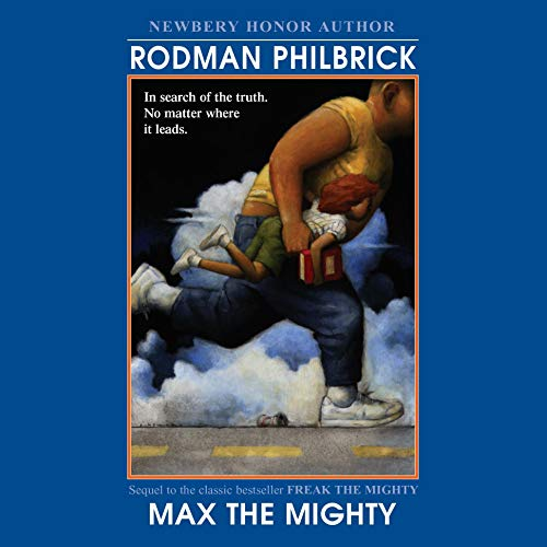 Max the Mighty audiobook cover art