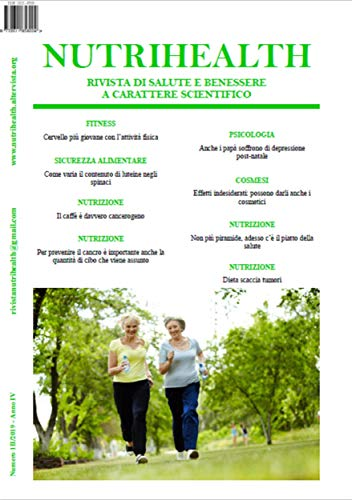 Nutrihealth Marzo 2019 Nutrihealth Rivista Di Salute E Benessere Italian Edition Kindle Edition By Roberta Graziano Professional Technical Kindle Ebooks Amazon Com