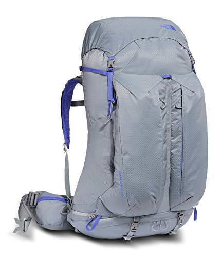 The North Face Women's Banchee 65 Pack (XS/SM, Mid Grey/Amparo Blue)