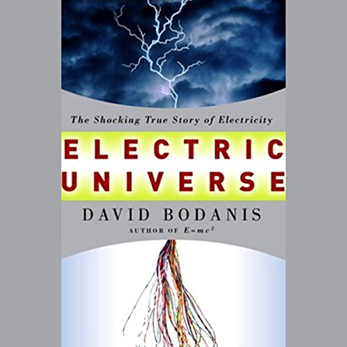 Electric Universe audiobook cover art