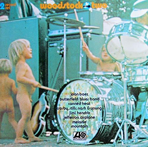 Woodstock Two [Vinyl LP] [Schallplatte]