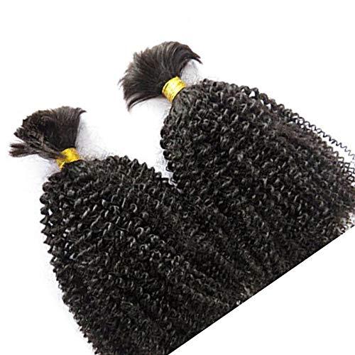 Afro kinky human hair bulk wholesale _image0