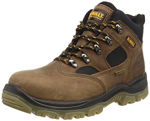 DeWalt Sympatex, Zapatos de protección Hombre, Marrón (Brown Challenger 4), 42 EU (8 UK)