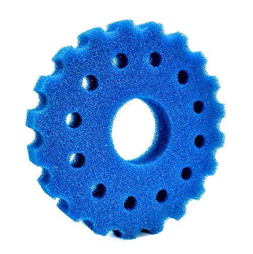 AquaOne Ersatzschwamm blau für Druckteichfilter CPF CPA 20000/30000/50000/75000 Teichfilter Filter Teich