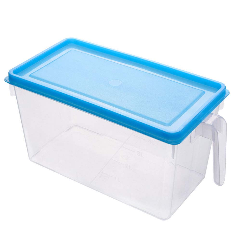 Faviye Cajas congeladoras Caja Rectangular de Almacenamiento de ...
