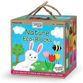Sassi Junior Nature Eco-Blocks