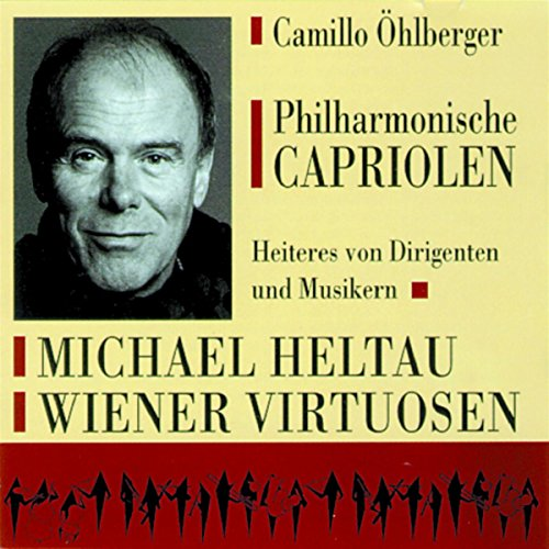 Philharmonische Capriolen audiobook cover art