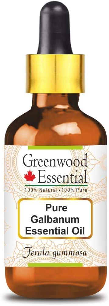 Greenwood Essential Pure New popularity Galbanum gummosa Oil Import Ferula