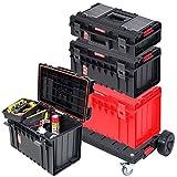QBRICK One 450 Profi Werkzeugkoffer Staubox Werkzeugkasten Werkzeugkiste Werkstatttrolley Toolbox
