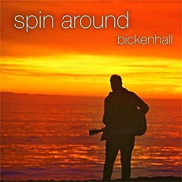 Spin Around (feat. Steve Collom)