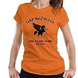 Cloud City 7 Percy Jackson Camp Half Blood Women's T-Shirt