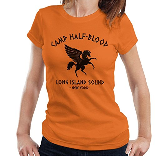 Percy Jackson Camp Half Blood Women's T-Shirt