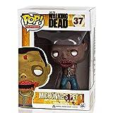 QToys Funko Pop! TV: The Walking Dead #37 Zombie Michonne's Pet (No Box) Chibi...