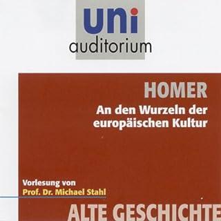 Homer - An den Wurzeln der europäischen Kultur Titelbild