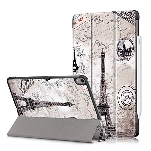 New iPad 10.8 2020/iPad Air 4 Tablet Cover,Heavy Duty Cover PU Leather Case with Protection with Auto Wake Up/Sleep Lightweight Shell for New iPad 10.8'/iPad Air 4th Generation Tablet PC (Tower)