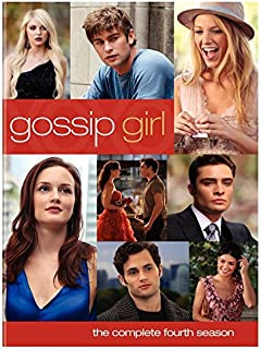 Gossip Girl Season 6 24inch x 32inch Silk Poster Wallpaper Wall Decor Silk Prints for Home and Store