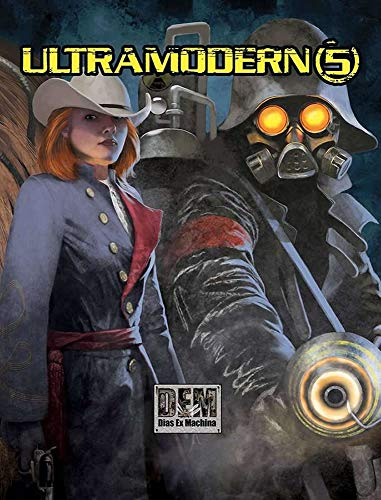 Ultramodern 5 (5E) (DEM201610)