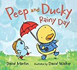 Image of Peep and Ducky Rainy Day
