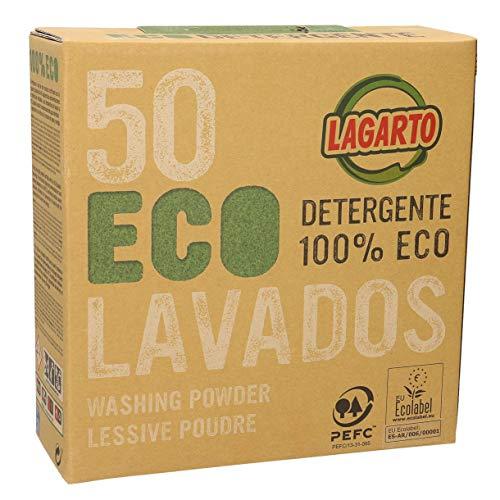 Lagarto Detergente Ecológico 50 Lavados - 2550 g