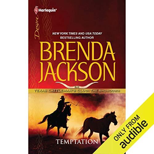 Temptation audiobook cover art