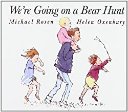 We're Going on a Bear Hunt; Plus a list of all time favorite children's books, includes a free file