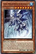 YuGiOh : LTGY-EN039 1st Ed Tidal, Dragon Ruler of Waterfalls Rare Card - ( Lord of Tachyon Galaxy Yu-Gi-Oh! Single Card )